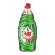 FAIRY Platinum Quickwash Απορρυπαντικό Πιάτων Υγρό 654ml