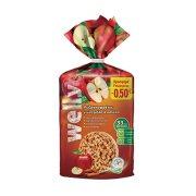 WELLY Ρυζογκοφρέτες Μήλο Κανέλα Χωρίς γλουτένη 102gr