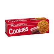ΠΑΠΑΔΟΠΟΥΛΟΥ Cookies Μπισκότα με Κομμάτια Σοκολάτας 180gr