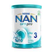 NESTLE Nan Optipro 3 Γάλα 3ης Βρεφικής Ηλικίας +12 Μηνών σε σκόνη 400gr