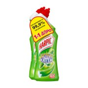 HARPIC Καθαριστικό Υγρό Τουαλέτας Πεύκο 750ml +1 Δώρο