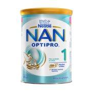 NESTLE Nan Optipro 1 Γάλα 1ης Βρεφικής Ηλικίας 0+ Μηνών σε σκόνη 400gr