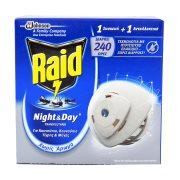 RAID Night & Day Εντομοαπωθητικό Σετ