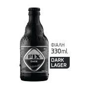 FIX Dark Μπίρα Lager 330ml