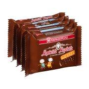 ΠΑΠΑΔΟΠΟΥΛΟΥ Μιράντα Μπισκότα με Επικάλυψη Σοκολάτα Γάλακτος 5x45gr