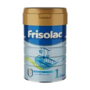 FRISOLAC 1 Γάλα 1ης Βρεφικής Ηλικίας 0-6 Μηνών σε σκόνη 800gr