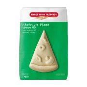 ΜΥΛΟΙ ΑΓΙΟΥ ΓΕΩΡΓΙΟΥ Αλεύρι για Πίτσα 1kg