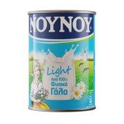 ΝΟΥΝΟΥ Γάλα Εβαπορέ Ελαφρύ 4% Λιπαρά 400gr