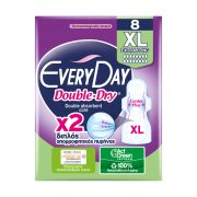 EVERYDAY Double Dry Σερβιέτες Ultra Plus Extra Long 8τεμ