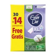 EVERYDAY All Cotton Σερβιετάκια Extra Long 30τεμ +14 Δώρο