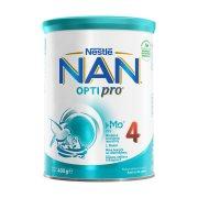 NESTLE Nan Optipro 4 Γάλα 3ης Βρεφικής Ηλικίας +2 Ετών σε σκόνη 400gr