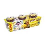 ΚΡΙ ΚΡΙ Kids Scooby Doo Επιδόρπιο Γιαουρτιού Μπανάνα 3x150gr