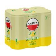 ΑΜΣΤΕΛ Radler Μπίρα με Λεμόνι 6x330ml