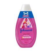 JOHNSON'S Kids Σαμπουάν Μαλλιών Shiny Drops 500ml +1 Δώρο