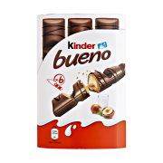 KINDER Bueno Γκοφρέτα 6Τεμ 129gr