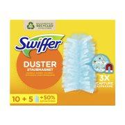 SWIFFER Dusters για Ξεσκόνισμα 10τεμ +5 Δώρο