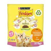 FRISKIES Junior για Γατάκια έως 1 έτους με Κοτόπουλο, Λαχανικά & Γάλα 375gr