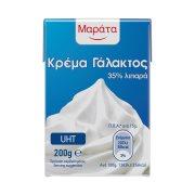 ΜΑΡΑΤΑ Κρέμα Γάλακτος 200gr