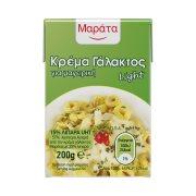 ΜΑΡΑΤΑ Κρέμα Γάλακτος 15% 200gr