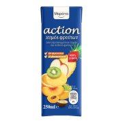 ΜΑΡΑΤΑ Action Χυμός Φυσικός 9 Φρούτα 250ml