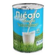 ΠΙΕΣΤΟ Γάλα Εβαπορέ Ελαφρύ 4% Λιπαρά 410gr