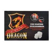 DRAGON Προσάναμμα Παραφίνης 32τεμ