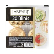 LABEYRIE Blinis Καναπεδάκια 20τεμ 168gr