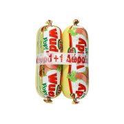 AIA Wudy Pop Παριζάκι Γαλοπούλα & Κοτόπουλο Χωρίς γλουτένη 500gr +1 Δώρο