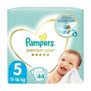 PAMPERS Premium Care Πάνες Νο5 11-18Kg 44τεμ