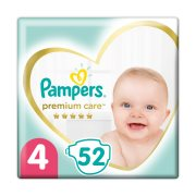PAMPERS Premium Care Πάνες Νο4 9-14kg 52τεμ
