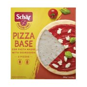 SCHAR Πίτες για Βάση Πίτσας Χωρίς γλουτένη 2τεμ 300gr