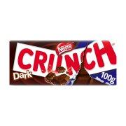 CRUNCH Dark Σοκολατα Υγείας Χωρίς γλουτένη 100gr