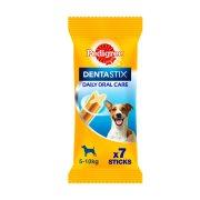 PEDIGREE Dentastix Σνακ Σκύλου για Σκύλους Μικρού Μεγέθους 7τεμ 110gr