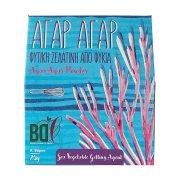 BDL Αγάρ Αγάρ Ζελατίνη Φυτική Βιολογική 25gr