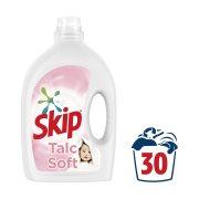 SKIP Απορρυπαντικό Πλυντηρίου Ρούχων Υγρό Talc Soft 30 πλύσεις