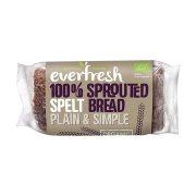 EVERFRESH Ψωμί από Φυτρωμένο Ντίνκελ Βιολογικό 400gr