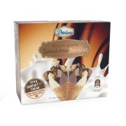 DESINO Παγωτό Πύραυλος Σοκολάτα Βανίλια 6τεμ 416gr (720ml)