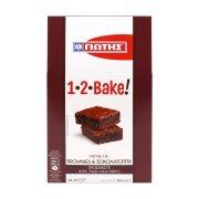 ΓΙΩΤΗΣ 1-2-Bake Μίγμα για Σοκολατόπιτα & Brownies 500gr