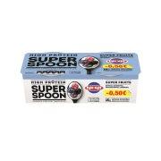ΚΡΙ ΚΡΙ Superspoon Επιδόρπιο Γιαουρτιού Super Fruits Μπλούμπερι 2x170gr