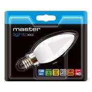 MASTER LIGHT Λαμπτήρας Led Κερί 7W E14
