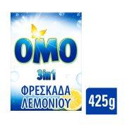 OMO Απορρυπαντικό Ρούχων Χεριού Σκόνη 425gr