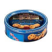 WONDERFUL COPENHAGEN Μπισκότα Βουτύρου Μεταλλικό Κουτι 340gr