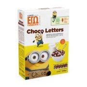 MINIONS Choco Letters Δημητριακά 250gr