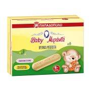 ΠΑΠΑΔΟΠΟΥΛΟΥ Μιράντα Baby Μπισκότα 180gr