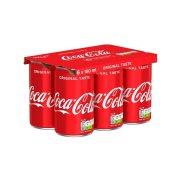 COCA COLA Αναψυκτικό 6x150ml