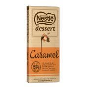 NESTLE Dessert Κουβερτούρα Γάλακτος με Καραμέλα Χωρίς γλουτένη 170gr