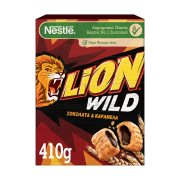 NESTLE Lion Wild Δημητριακά 410gr
