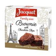 JACQUET Brownies με Κομμάτια Σοκολάτας 285gr