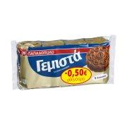 ΠΑΠΑΔΟΠΟΥΛΟΥ Μπισκότα Γεμιστά Σοκολατα 4x85gr