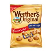 WERTHER'S Original Καραμέλες Βουτύρου Χωρίς ζάχαρη 70gr